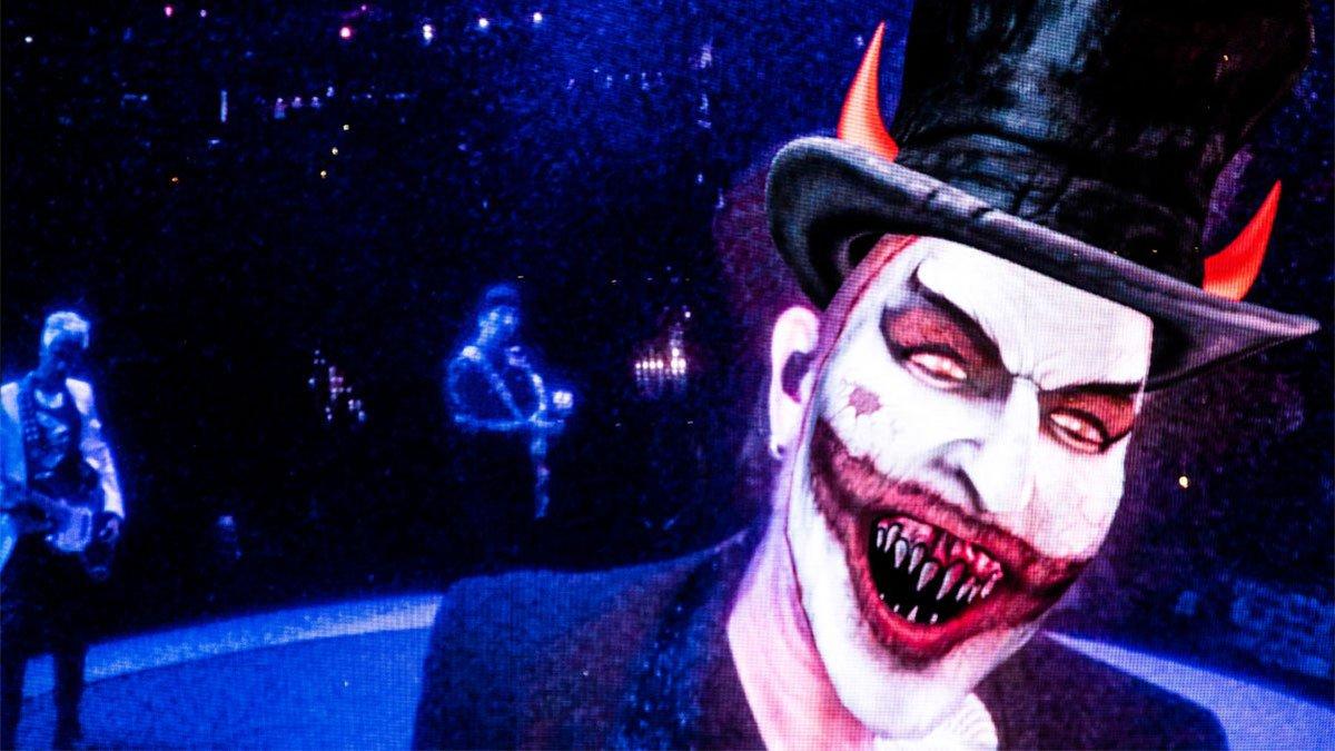 "Bono Vox inclui ""belzebu bossa nova"" na lista dos demônios Macphisto"