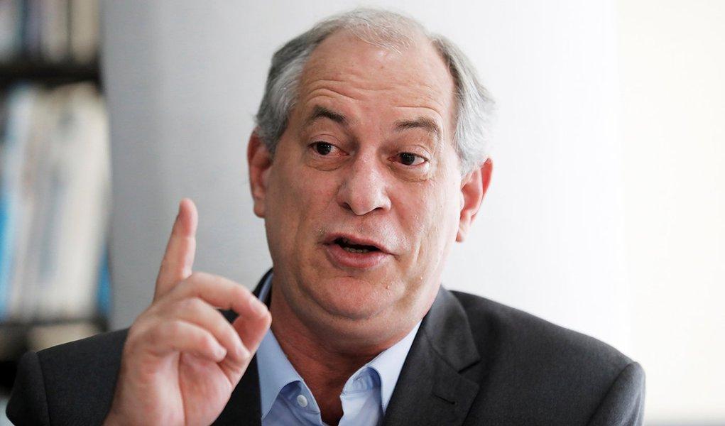 Ciro anuncia debate sobre a reforma da Previdência