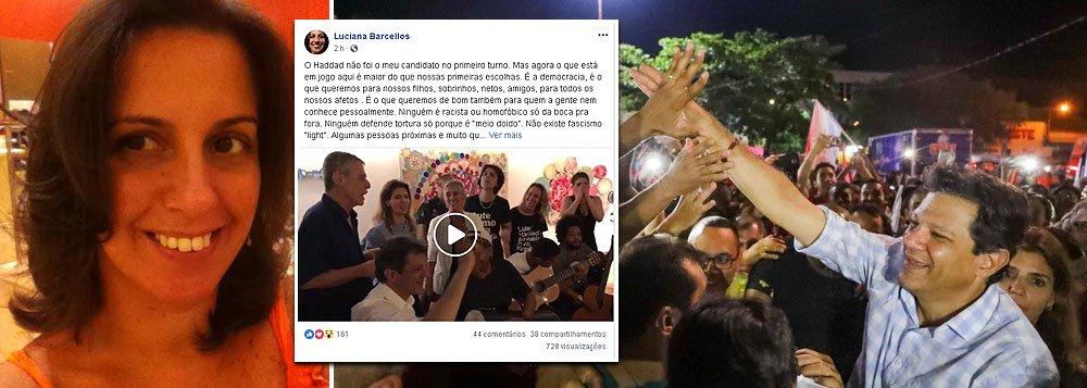 Chefe do Jornal da Record pede demissão e declara voto em Fernando Haddad