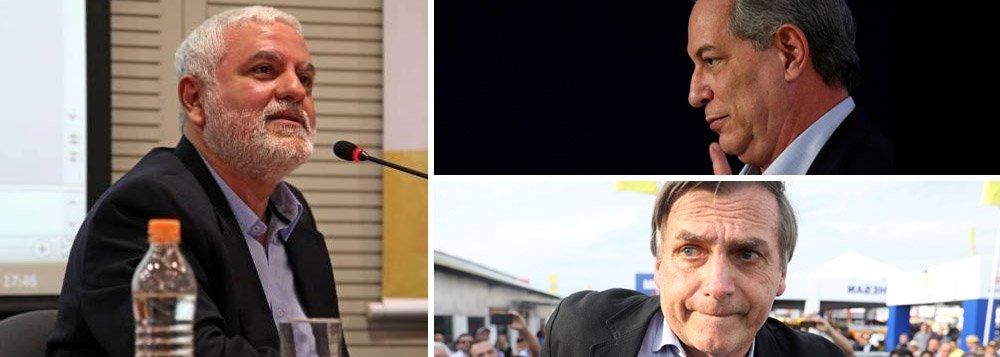 Rudá Ricci: Ciro não teria mais chance contra Bolsonaro