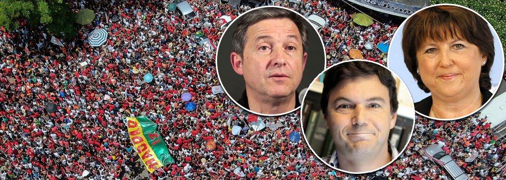 """Franceses apelam aos brasileiros: """"não abandonem seus valores"""""""