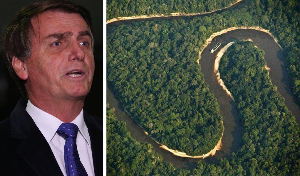 Bolsonaro: 4 mil anos em 4 [de retrocesso civilizatório]