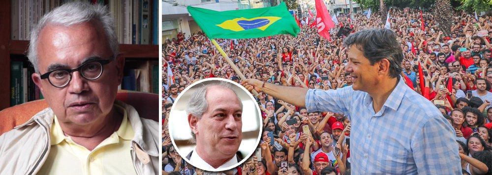 Marcos Coimbra: cenário de empate na véspera da eleição; Ciro pode decidir