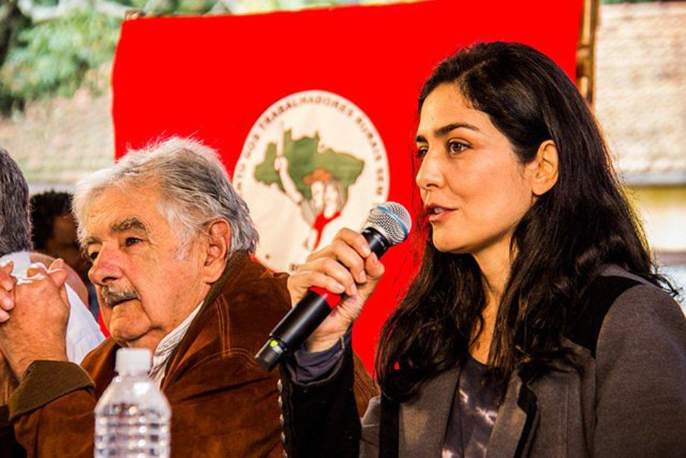 Letícia Sabatella: ainda dá tempo de dizer não ao fascismo