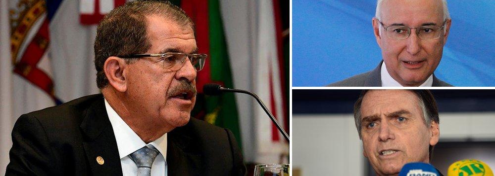 Corregedoria pede que ministro do TST explique encontro com Bolsonaro