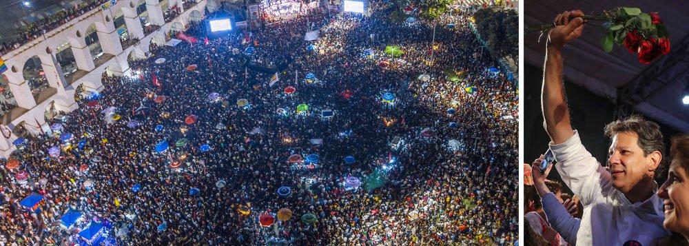 Ricardo Miranda: virada já começou e Haddad será presidente