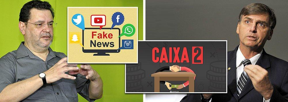 Rui Pimenta: eleição de 2018 é uma das mais fraudulentas de nossa história