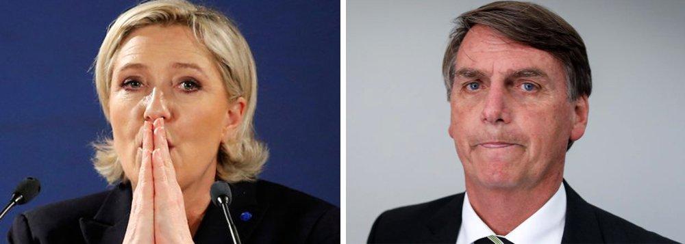 Ameaça de golpe é o que diferencia Bolsonaro de Le Pen, diz filósofo francês