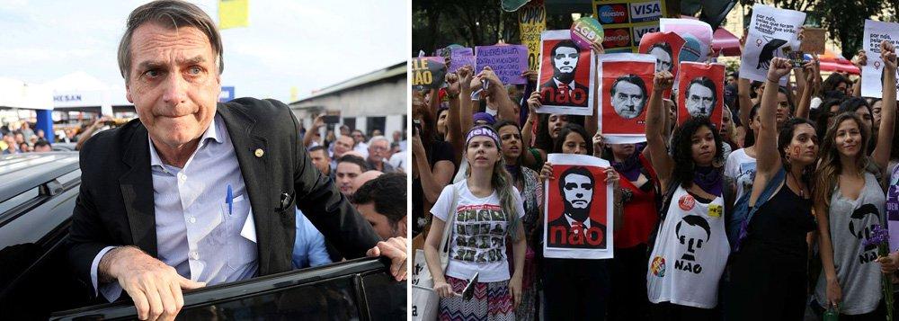 Aos poucos, eleitor percebe que Bolsonaro é lobo em pele de lobo
