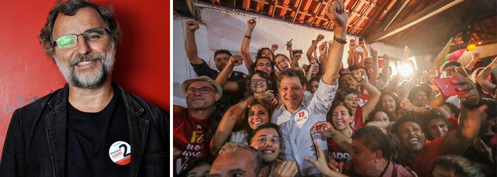 Valter Pomar: vamos virar, em poucos dias, alguns milhões de votos e vencer