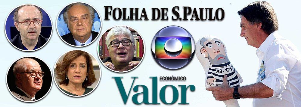Até a mídia conservadora já antevê Bolsonaro como ditador