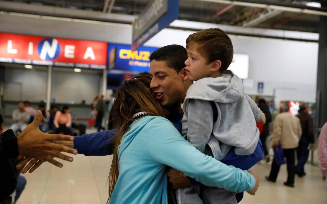 Plano venezuelano Volta à Pátria já repatriou mais de oito mil cidadãos