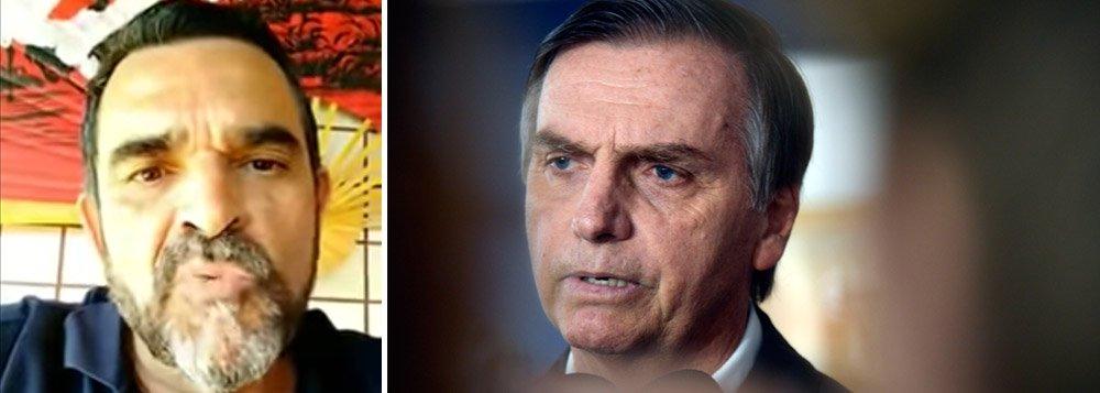 Coronel que insultou Rosa Weber ameaça Gilmar e diz agir em nome de Bolsonaro