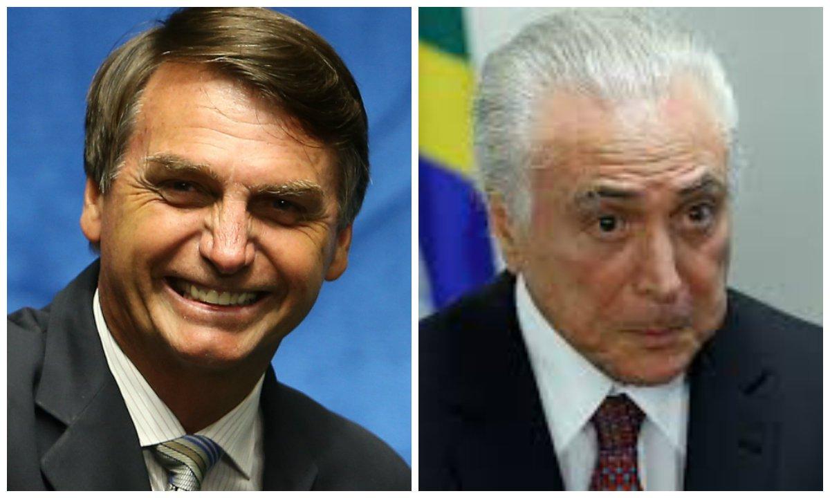Bolsonaro é o Possesso do fascismo e se coloca como candidato a tirano