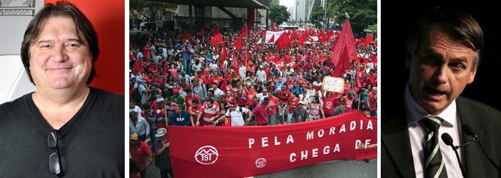 Serrano acredita que Bolsonaro irá perseguir os movimentos sociais
