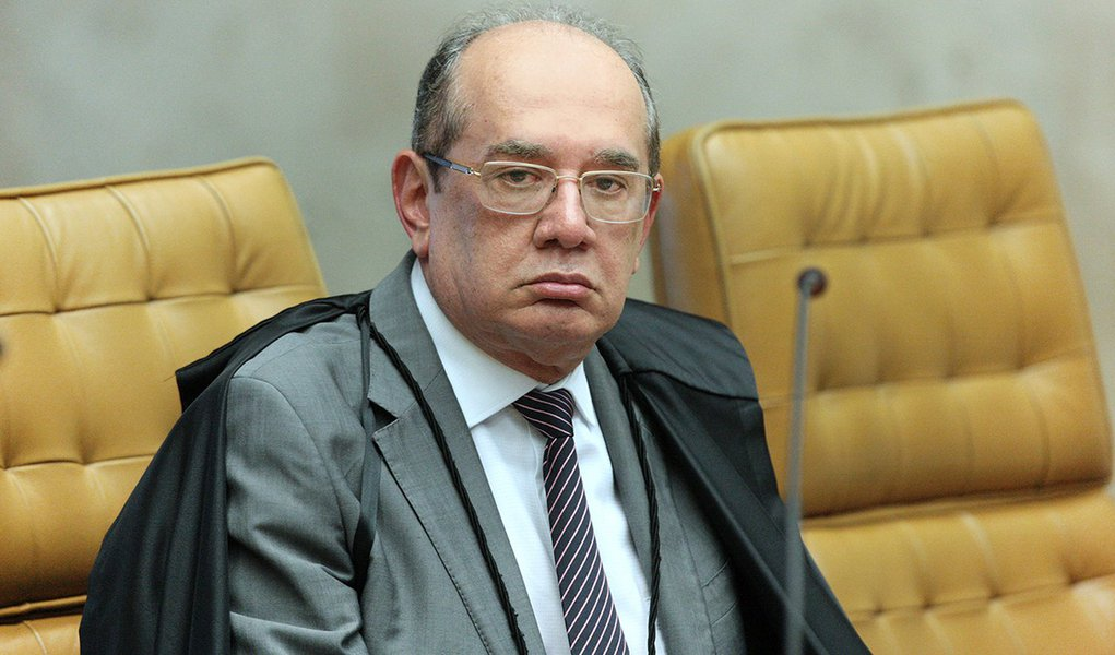 Se eleito, réu pode assumir Presidência, defende Gilmar Mendes