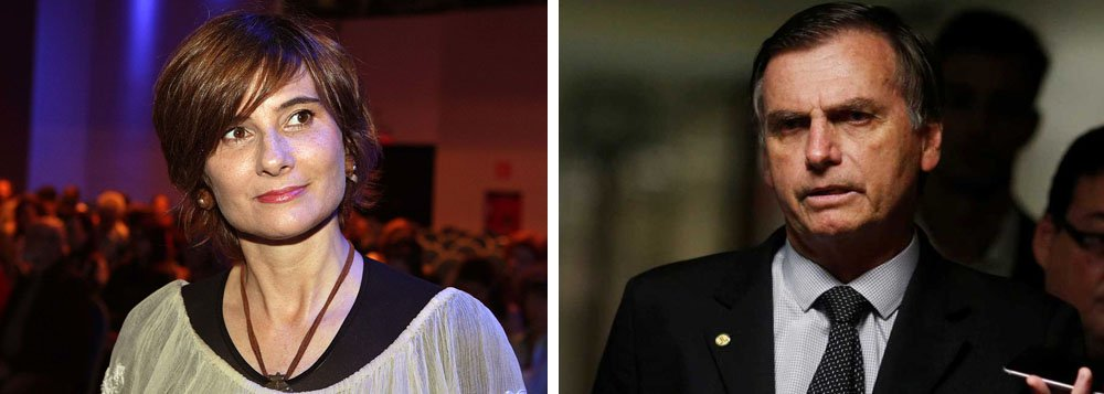 Eliane Brum: Bolsonaro é uma ameaça ao planeta