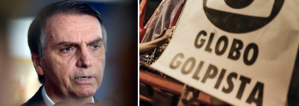 Globo salvou Bolsonaro de uma derrota certa: por nocaute ou WO