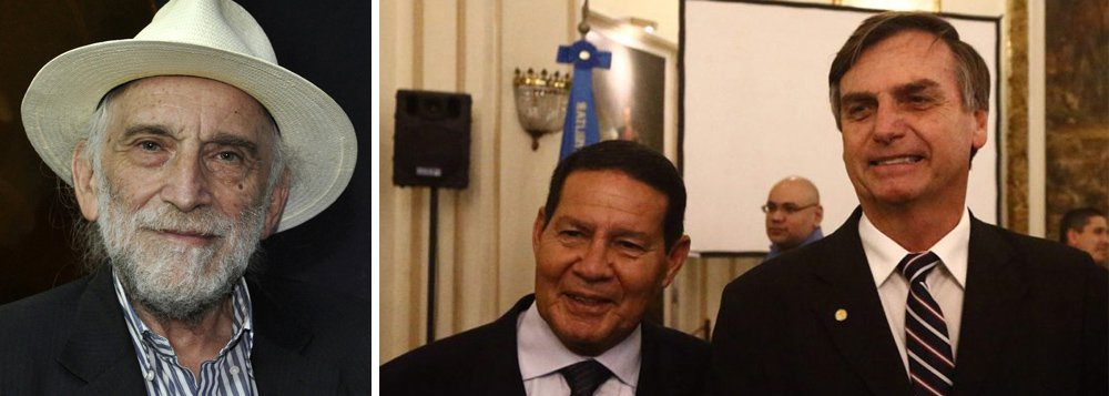 Solnik: dizendo aniquilar os opositores, Bolsonaro já sinaliza ditadura