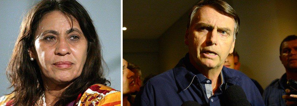 Tereza Cruvinel: ninguém pode dizer que Bolsonaro não avisou sobre sua ditadura