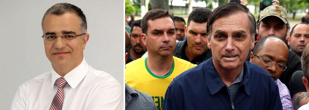 Kennedy: falas de Bolsonaro são mais graves do que as de seu filho