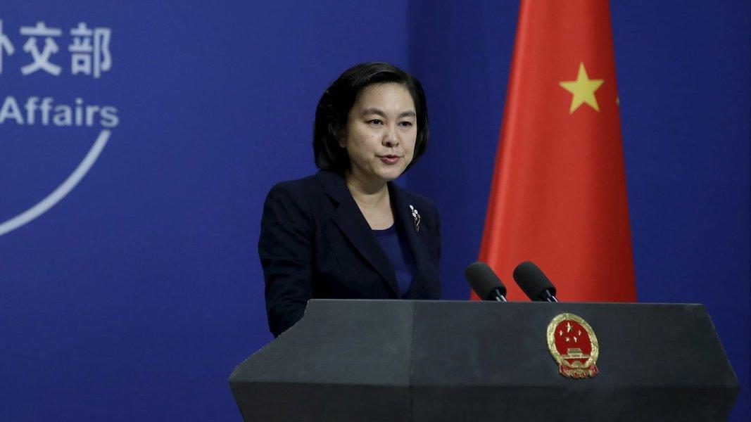 China pede que países resolvam disputas sobre Tratado Nuclear com diálogo e consulta