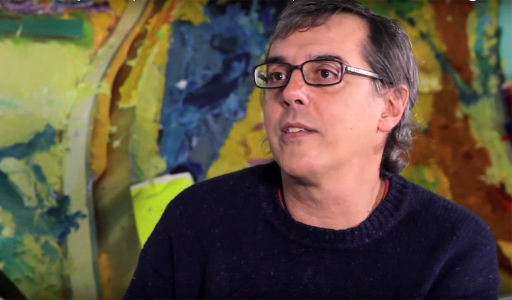 Gente frouxa, diz Nuno Ramos sobre hesitação de políticos democratas contra o fascismo