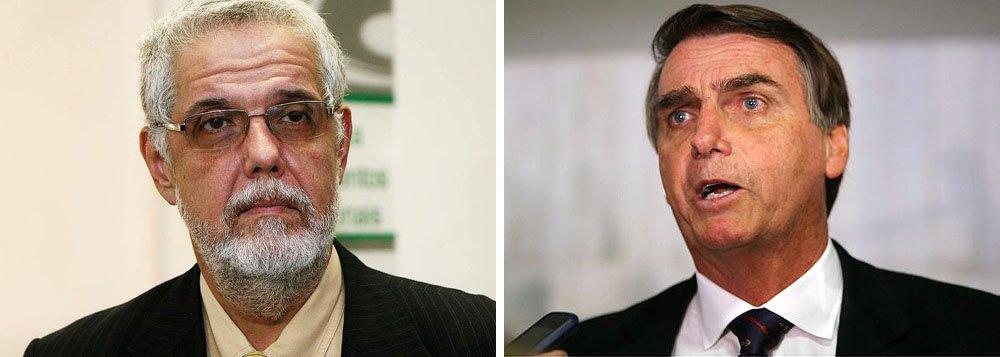 Deputado do PT pede a prisão de Jair Bolsonaro