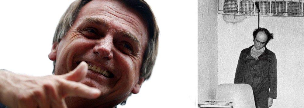 Tortura derrubou a ditadura e está derrubando Bolsonaro