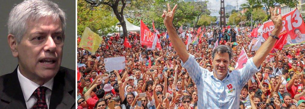Belisário Júnior: a alternativa da democracia é Haddad