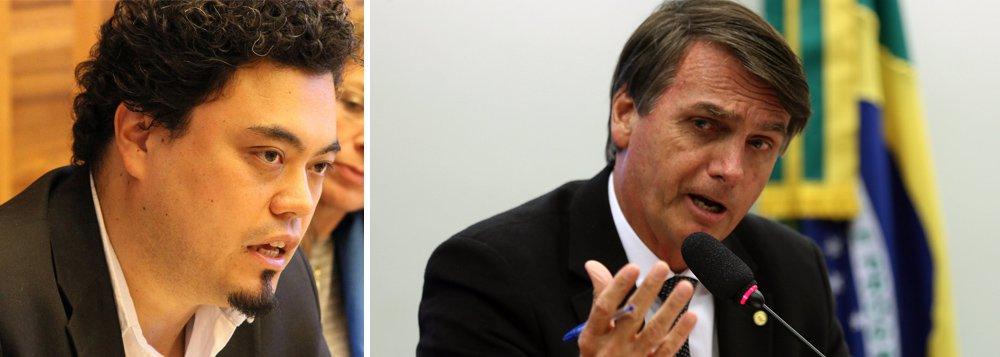 Com Justiça acovardada, Bolsonaro fala em banir opositores