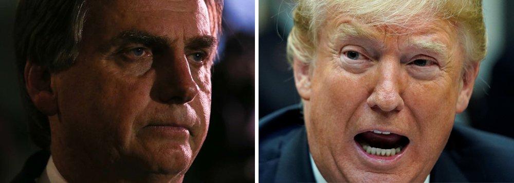 Para ex-conselheiro de Trump, Bolsonaro seria mais pró-mercado e pró-EUA