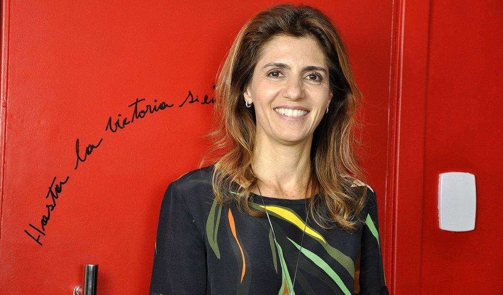 Ana Estela Haddad: a bola está rolando