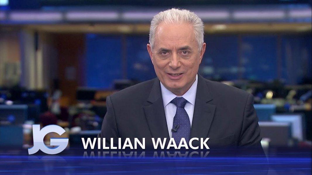 Globo paga a Waack R$ 3,5 milhões de rescisão