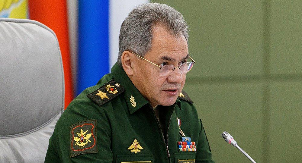 Ministro russo revela como o Estado Islâmico foi arrasado na Síria