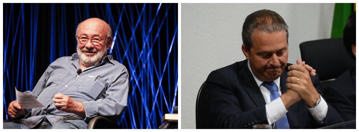 Kotscho relembra Campos: não podemos desistir do Brasil