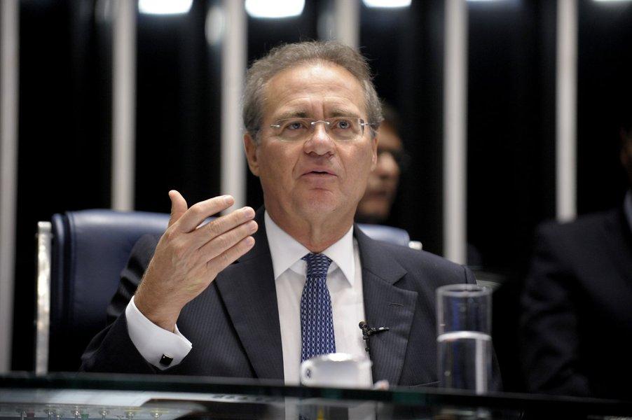 Após derrota de Renan, MDB só terá uma cadeira na Mesa-Diretora do Senado