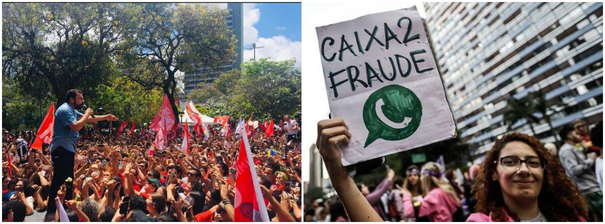 Boulos: é democracia ou ditadura