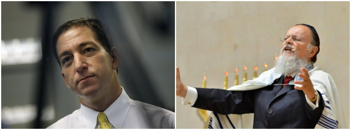 Glenn Greenwald denuncia tentativa de intimidação de jornalistas pelo império midiático de Edir Macedo