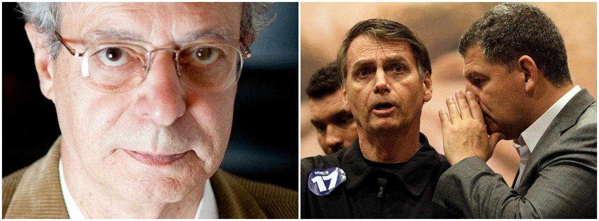 Frei Betto: toda a campanha de Bolsonaro foi montada por setores evangélicos dos EUA