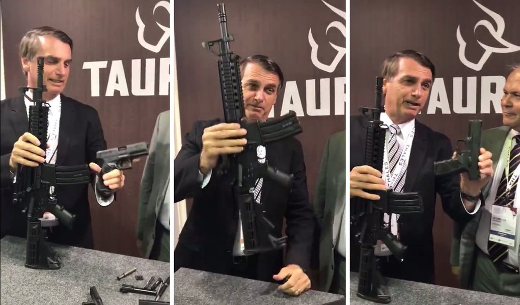 Se Bolsonaro for eleito, plano B é fugir para Portugal