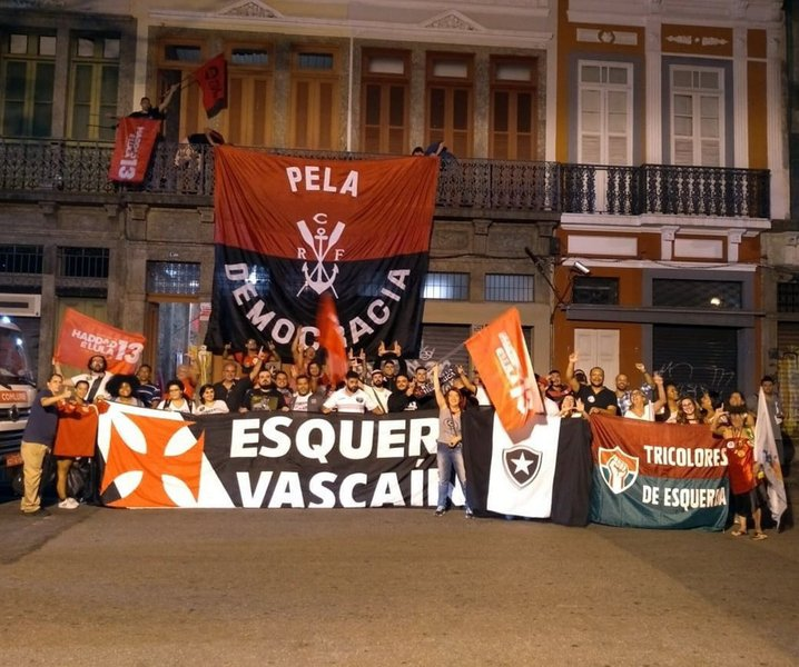 Torcedores do Rio de Janeiro lançam manifesto contra Bolsonaro