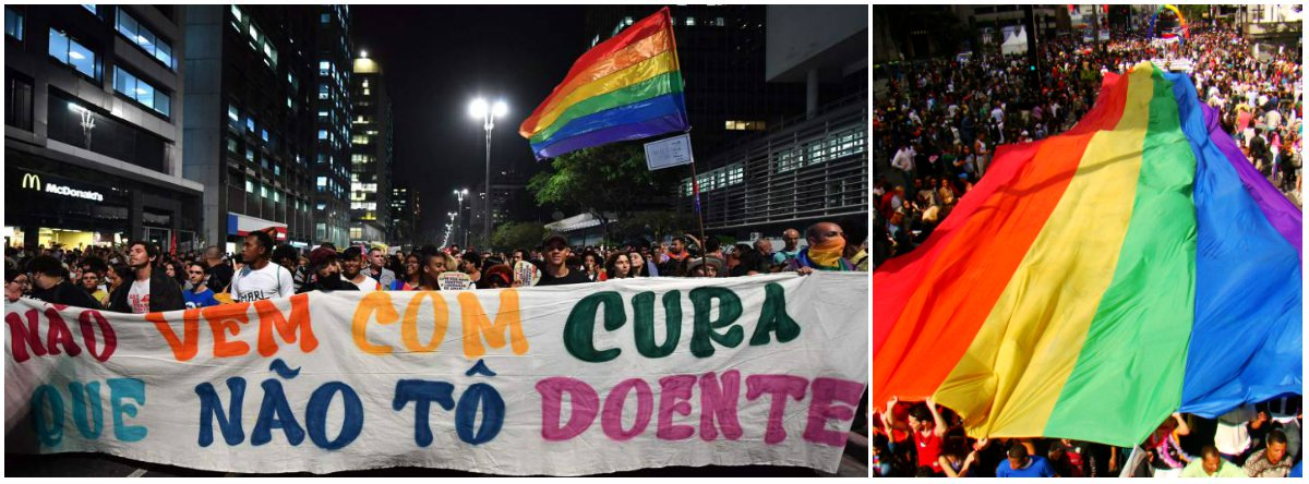 Não é sobre política: é sobre meu risco de morrer por ser gay