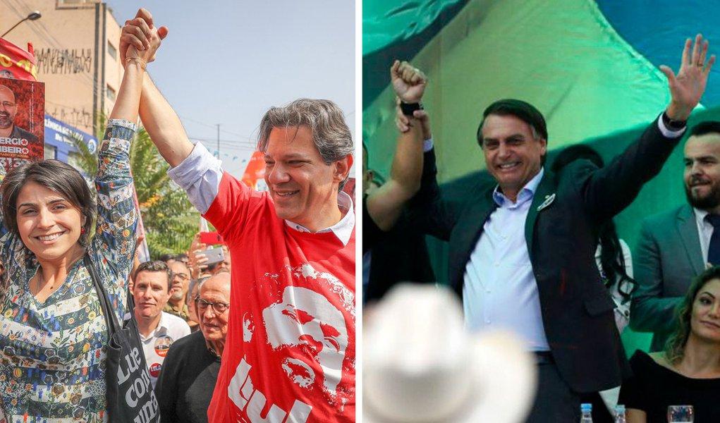 O futuro da democracia ocidental está em jogo no Brasil