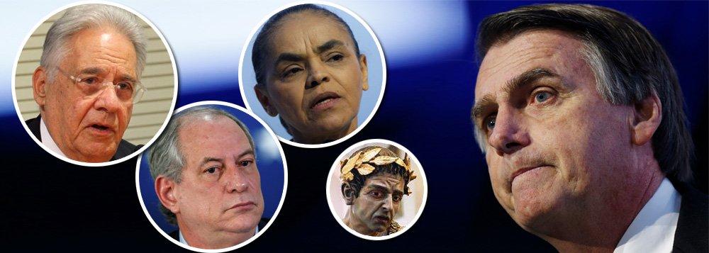 Tereza Cruvinel denuncia os Pilatos que atiram o Brasil ao fascismo