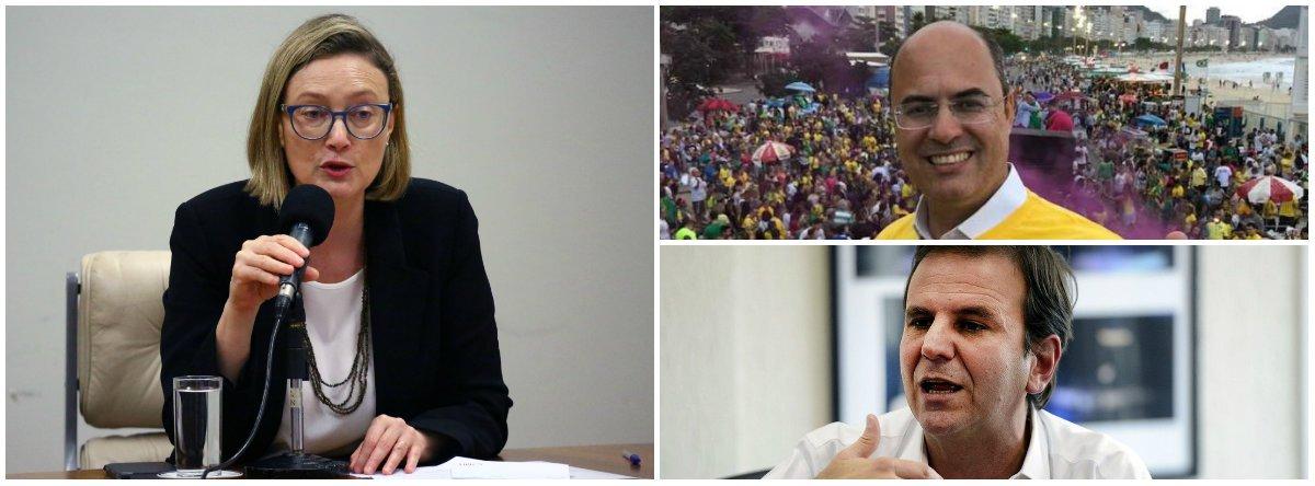 Estado de exceção avança, diz Maria do Rosário após ameaça de candidato no Rio contra Paes
