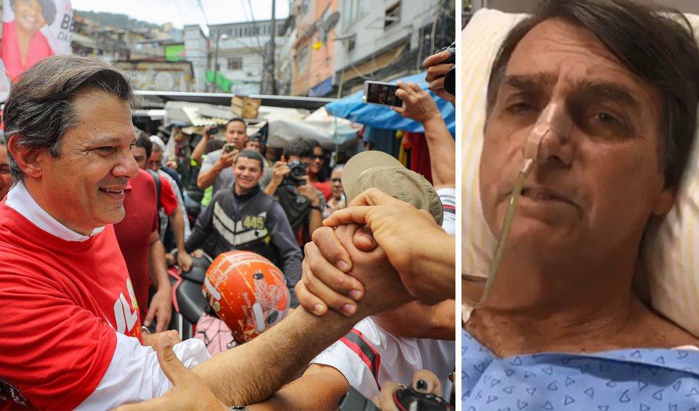Eleições no Brasil representam confronto direto entre fascismo e democracia