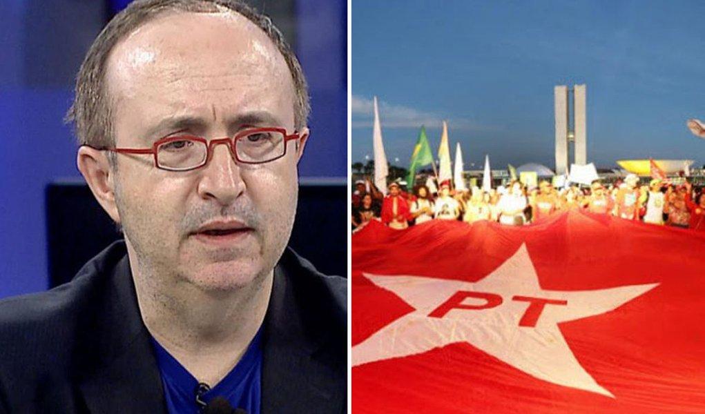 Reinaldo Azevedo: PT já assegurou seu lugar de poder a partir de 2019
