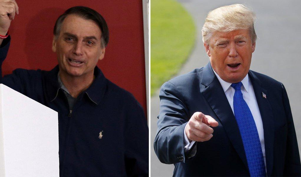 Bolsonaro é mais perigoso para o Brasil que Trump para os EUA, diz especialista