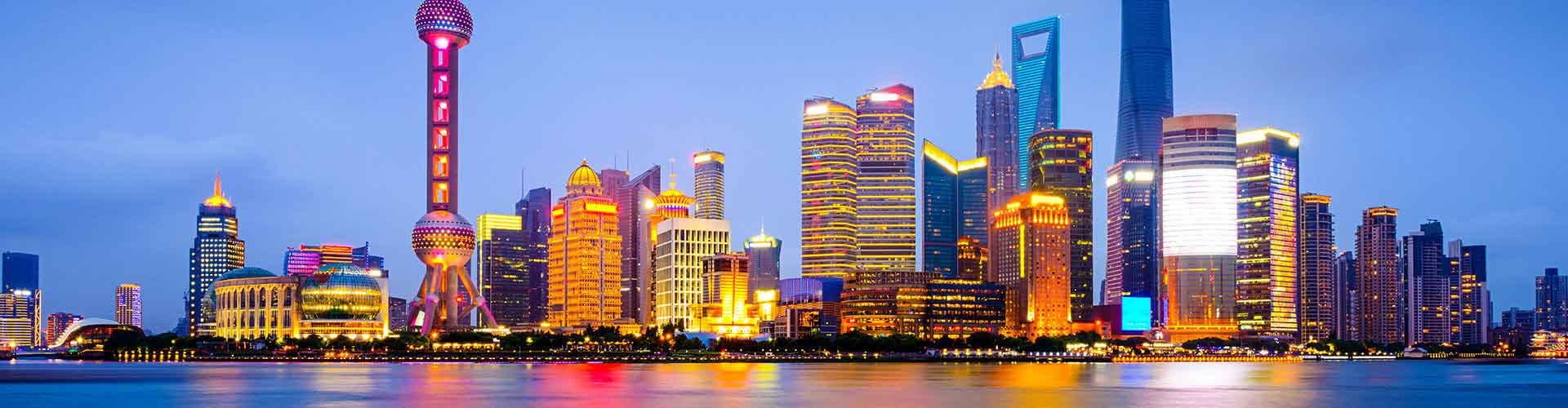 Xangai se prepara para primeira exposição de importação da China
